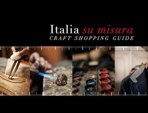 Artistic Majolica Pottery -Grazia Maioliche chosen by 'Italia su misura'